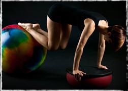 Core & Gleichgewichtstraining